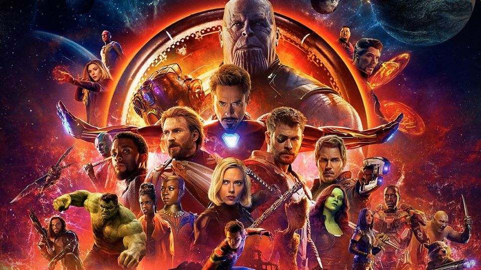 MOVIE REVIEW Avengers: Infinity War (2018)