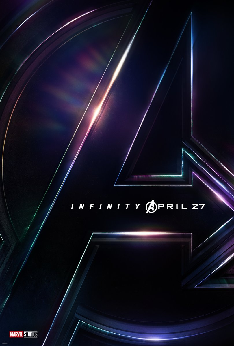 REVIEW DEUX Avengers: Infinity War (2018)